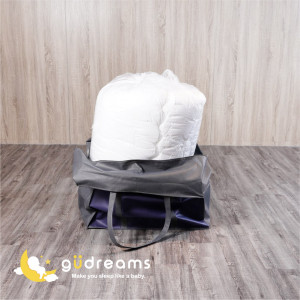 güdreams 祝你好夢純棉組合-標準雙人5x6.2尺(152x188cm)