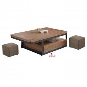 黑森林客廳茶几 / 含椅凳【HG】