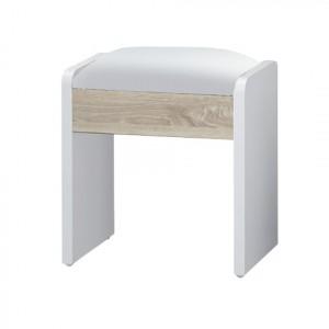 艾美爾 簡約化妝椅 /加州橡木 【HG】