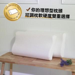 頂級天絲親水棉涼感透氣枕/可調整軟硬度 【BD】
